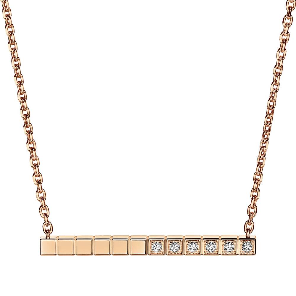 Necklace Chopard Ice Cube