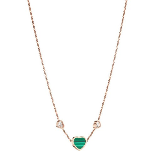 Necklace Chopard Happy Hearts
