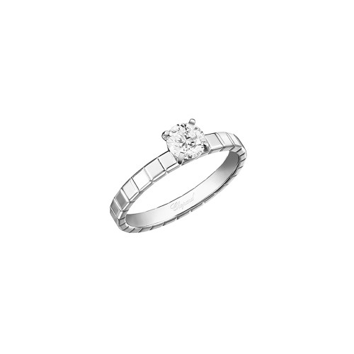 Ring Chopard Ice Cube Engagement