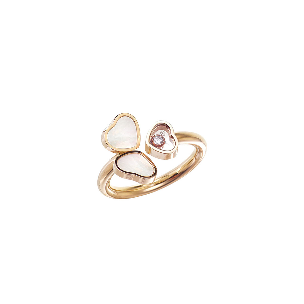 Ring Chopard Happy Hearts