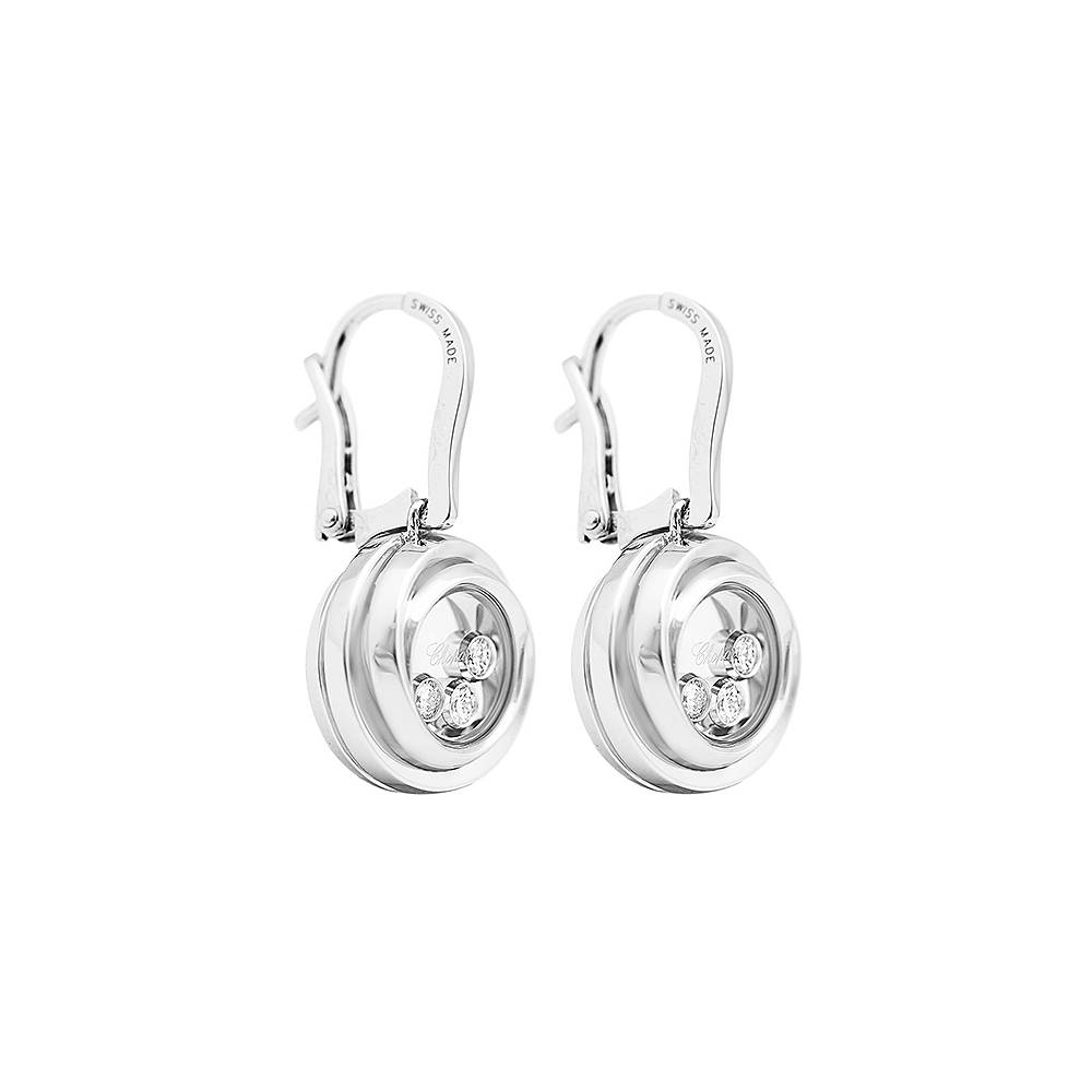 Earrings Chopard Happy Diamonds Happy Emotions