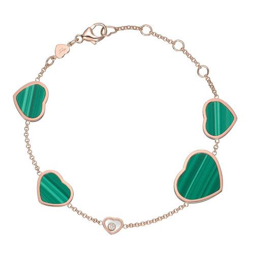 Bracelet Chopard Happy Hearts