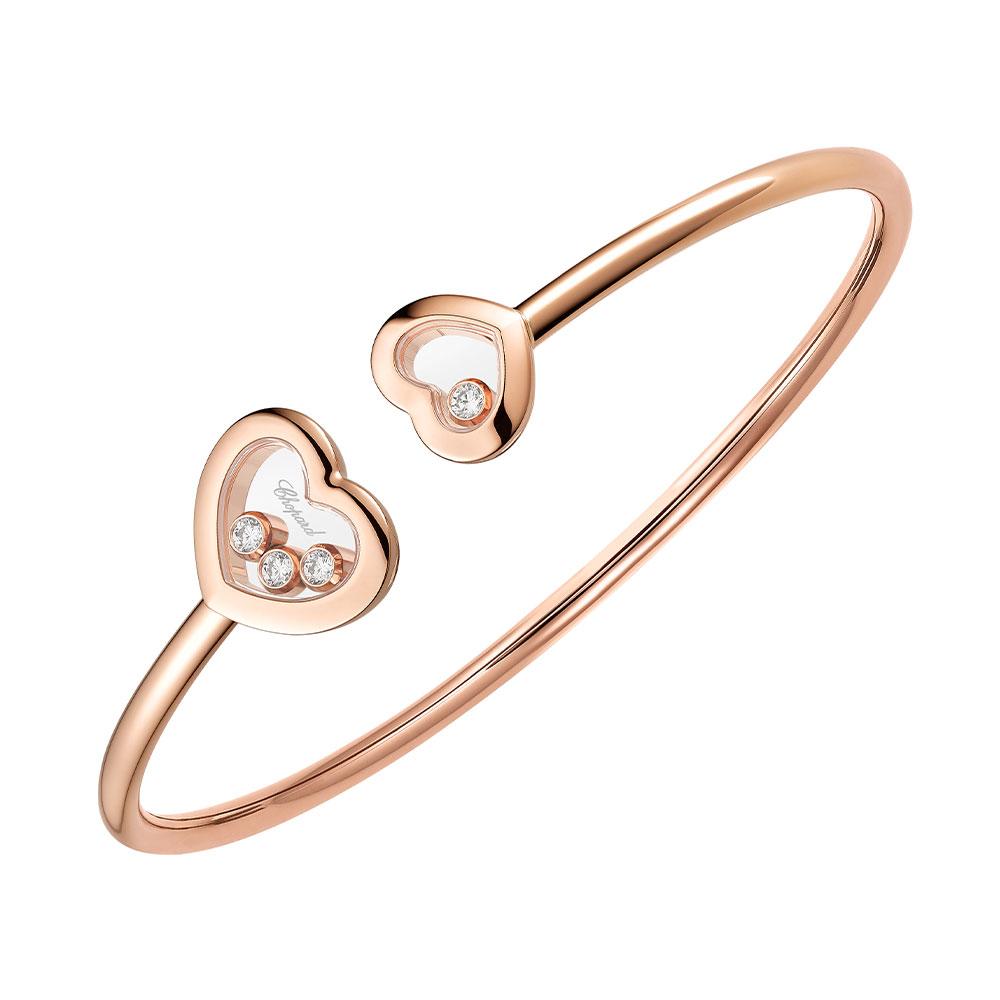 Bangle Chopard Happy Diamonds Icons Heart