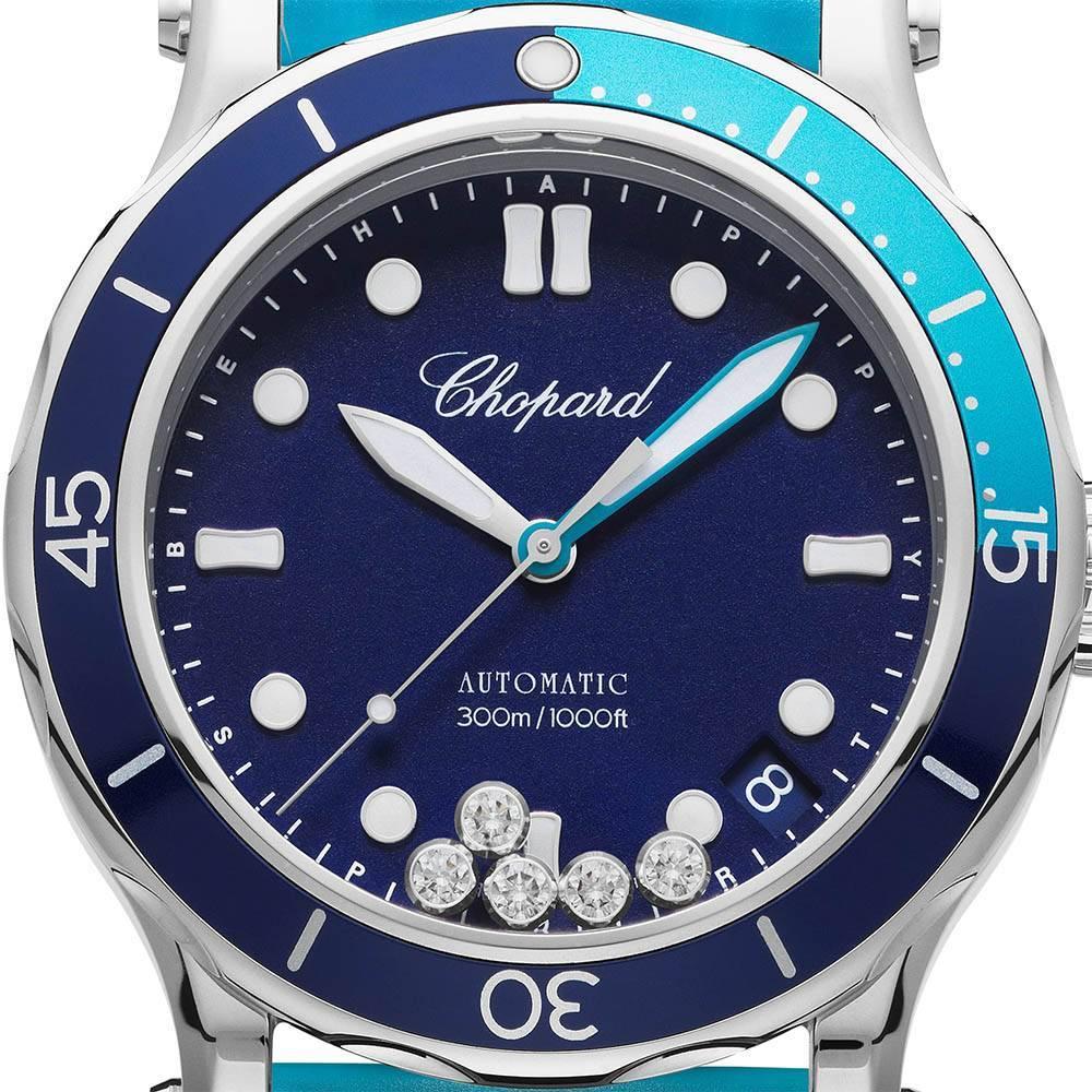 Pulkstenis Chopard Happy Sport