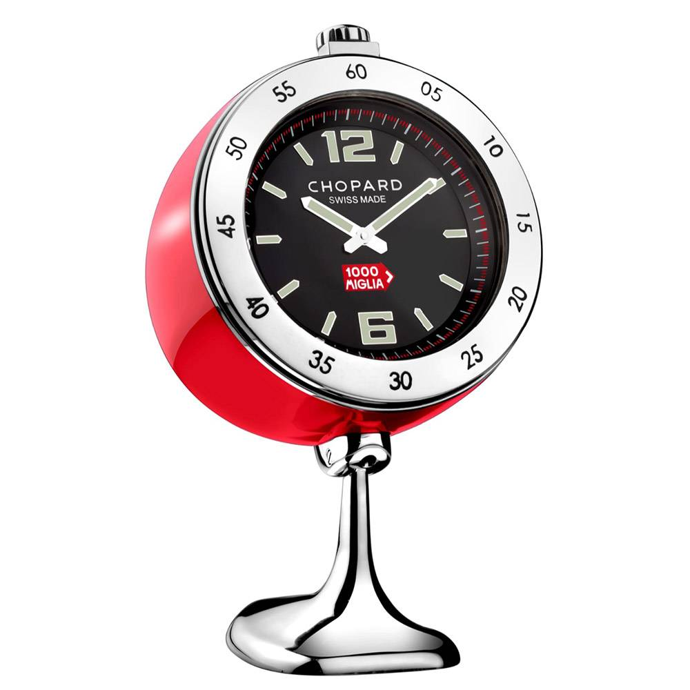Table Clock Chopard Vintage Racing