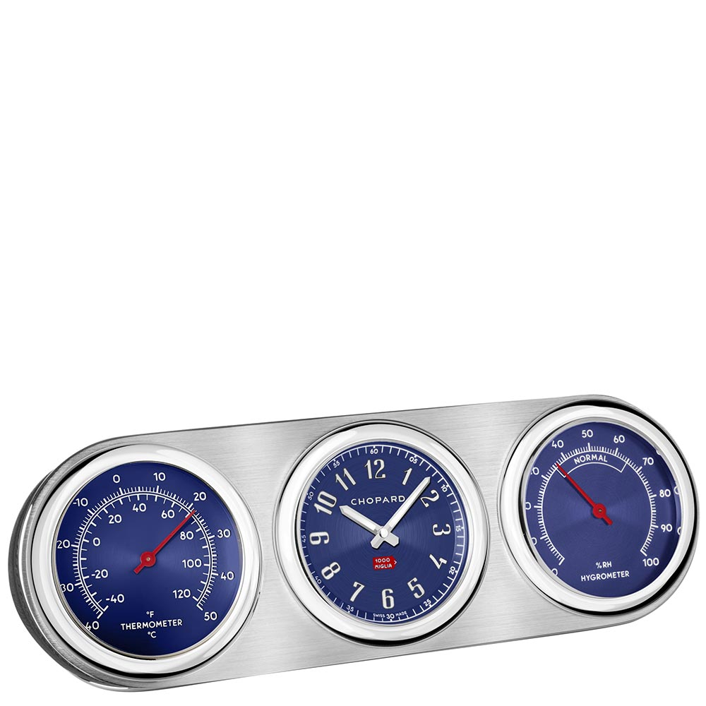 Table Clock Chopard Classic Racing