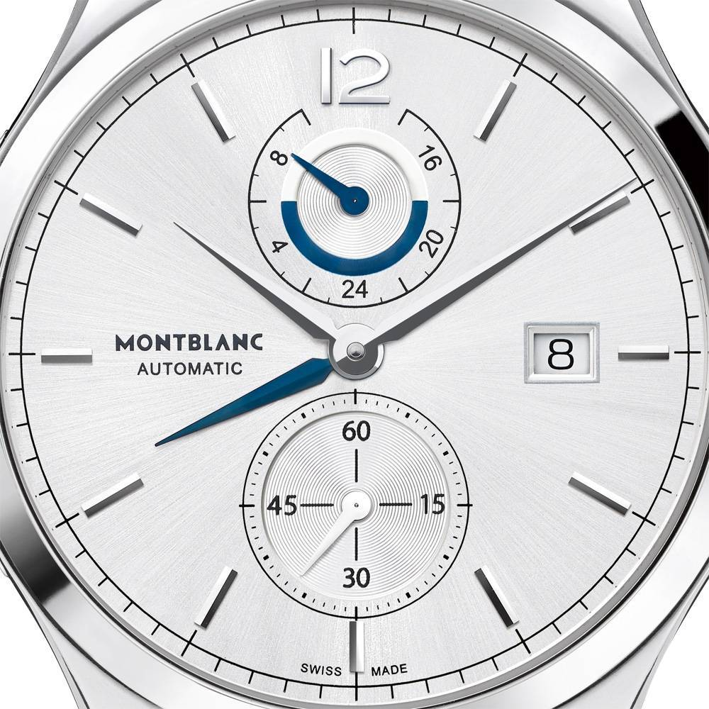 Watch Montblanc Heritage Chronométrie Dual Time