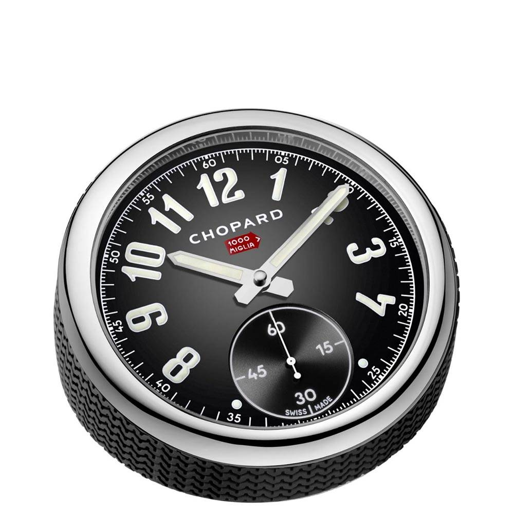 Table Clock Chopard Mille Miglia