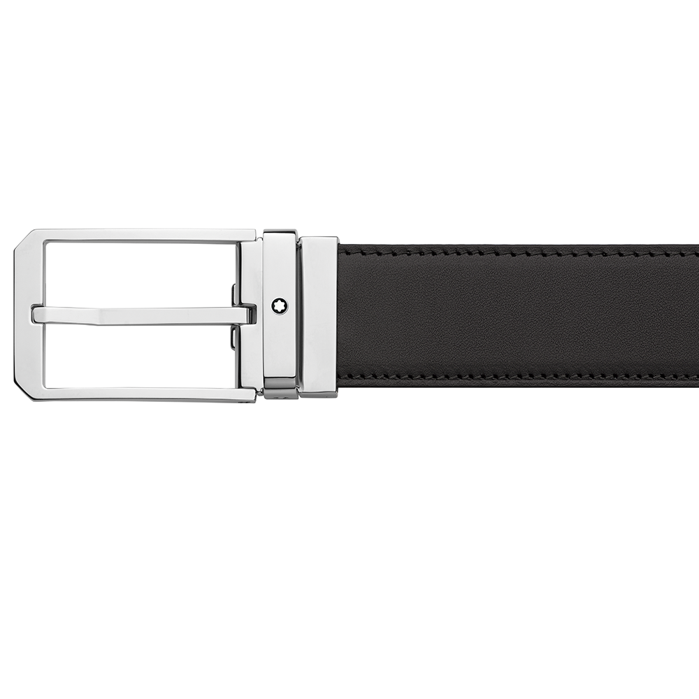 Contemporary belt Montblanc cut-to-size