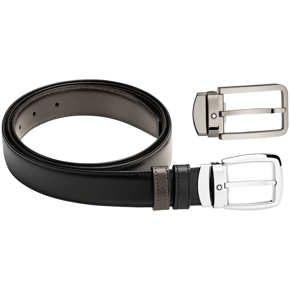 Business belt Montblanc reversible cut-to-size