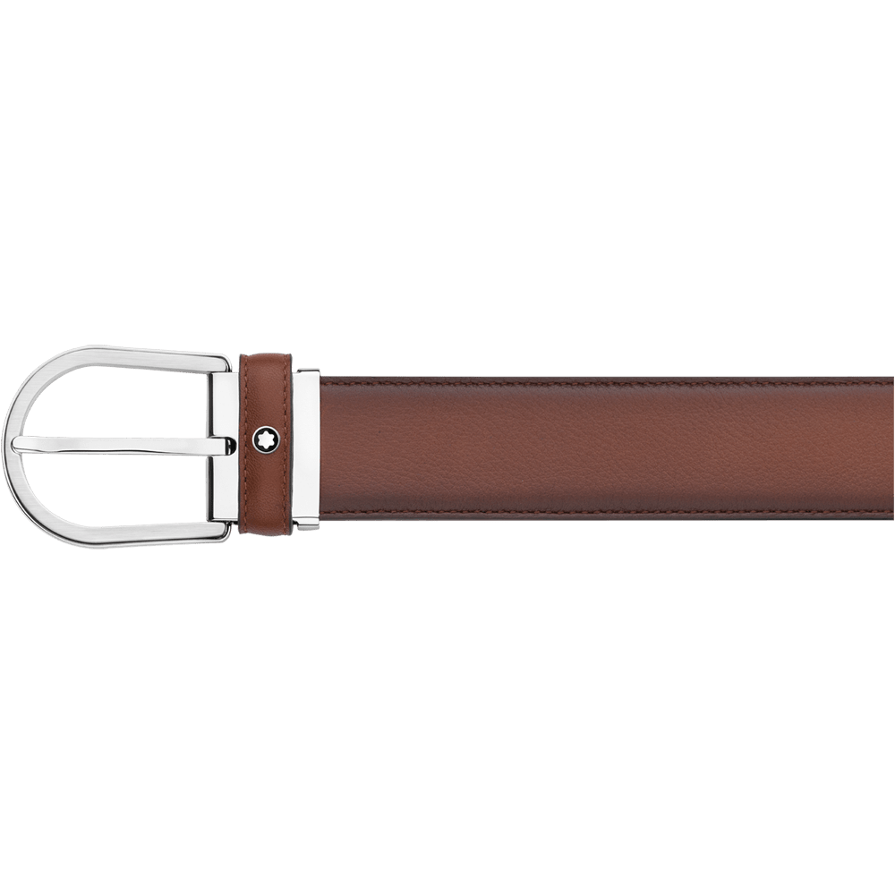 Business belt Montblanc cut-to-size