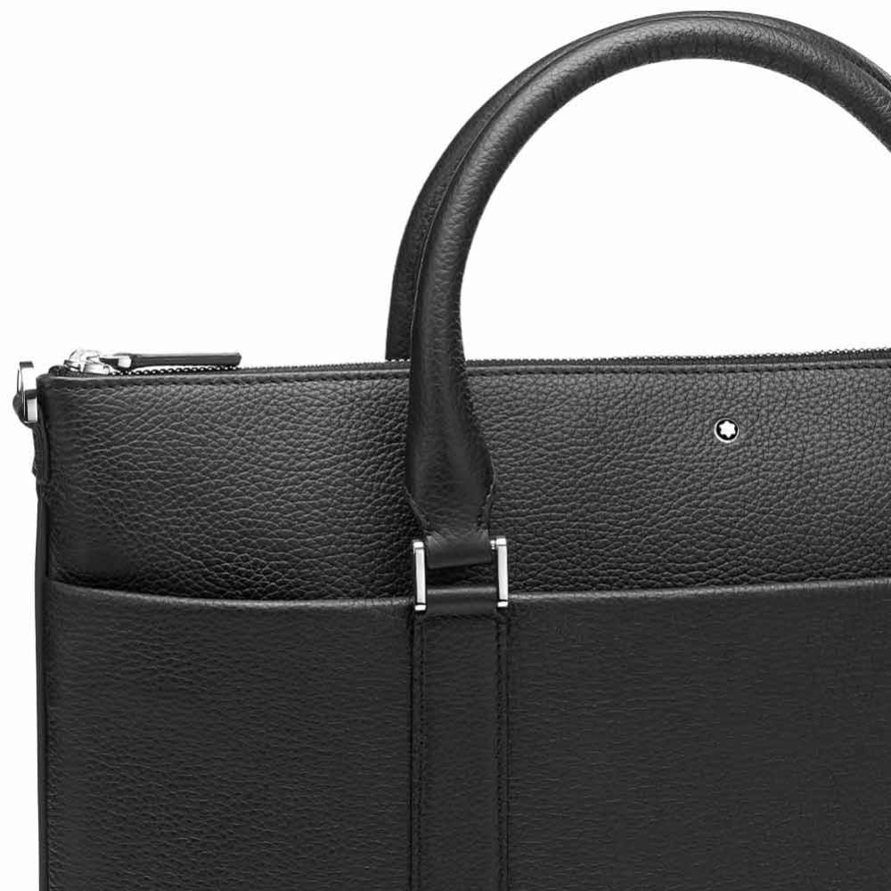 Document Case Montblanc Meisterstück Soft Grain Flat