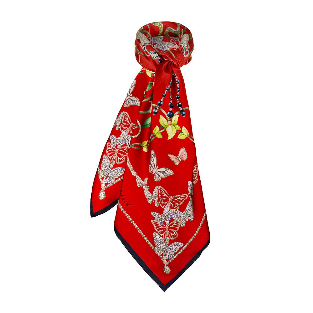 Scarf Chopard Happy Animal