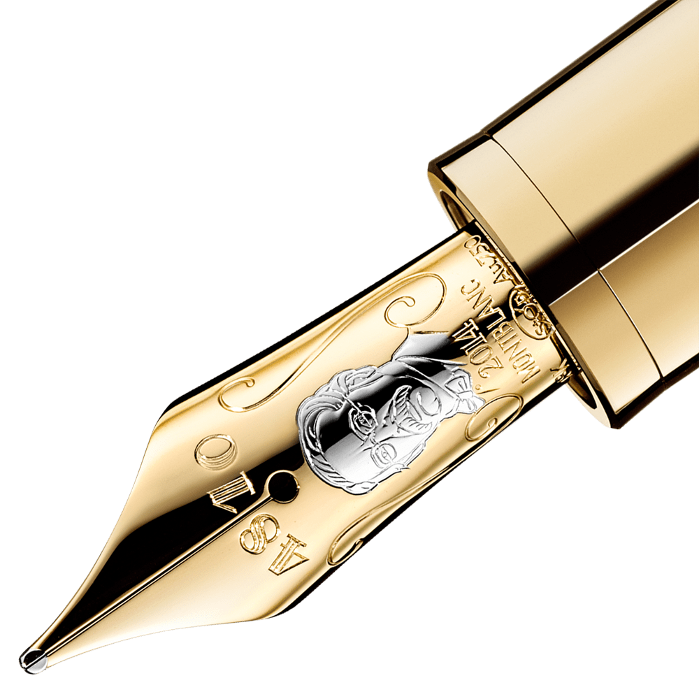 Fountain pen Montblanc Henry E. Steinway Limited Edition 888
