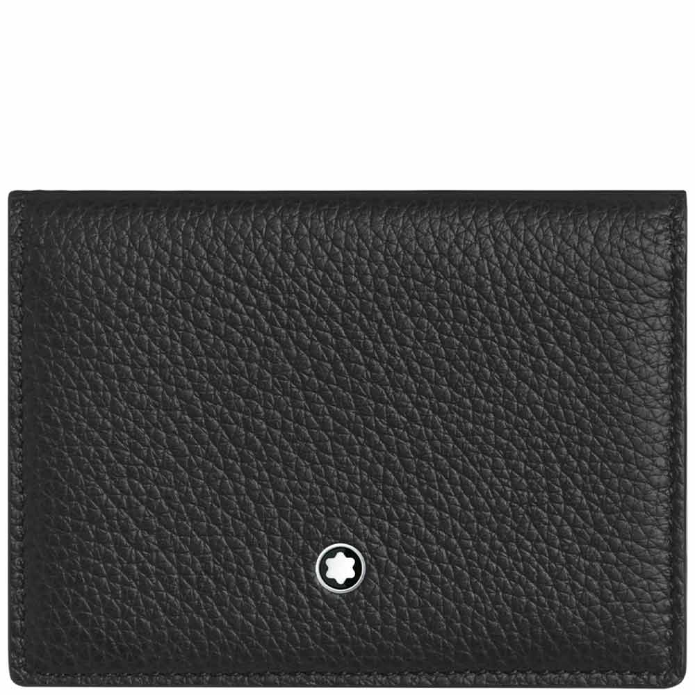 Business Card Holder Montblanc Meisterstück Soft Grain My Office